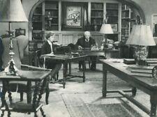 JEAN GABIN RENEE FAURELE PRESIDENT 1961 PHOTO ORIGINAL #16