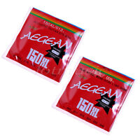 "2 Set Acoustic Guitar Strings 150xl 6 Steel Strings Sets Ball End 009""& 012"""