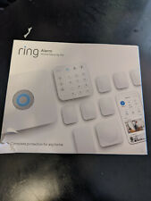 Ring Alarm Wireless Security Kit Home System - 10 Piece 2nd Generation