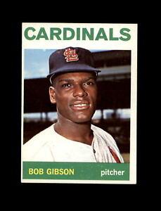 1964 Topps Baseball #460 Bob Gibson (Cardinals) EXMT