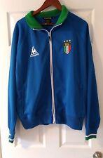 Le Coq Sportif Italia 1982 Soccer Champions Jacket Men Size XL  Rare/Collectible
