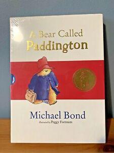 A Bear Called Paddington, Deluxe Edition, Hardback Book - BRAND NEW SEALED