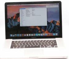 Computer portatili, laptop e notebook Apple Intel Core 2 RAM 4GB