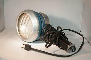 Vtg GE Movie-Lite Photo Video Light Lamp Works !!!