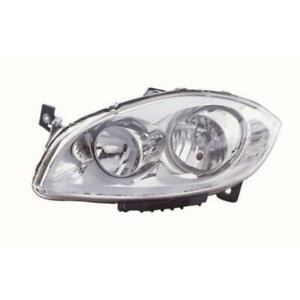 Halogen Headlight Right for Fiat Linea