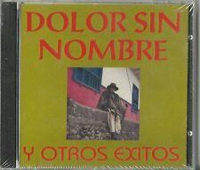 Varios Interpretes Dolor Sin Nombre Y Otros Exitos  Latin Music CD
