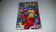 The Uncanny X-Men # 390 (2001, Marvel) 1st Print The Legacy Virus Cured...?