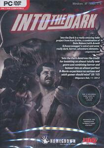 INTO THE DARK - Rare Indie Shooter Adventure PC Game - Windows XP,Vista,7,8 -NEW