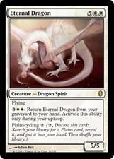 ETERNAL DRAGON Commander 2013 MTG White Creature — Dragon Spirit RARE