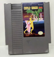 Castle of Dragon (Nintendo Entertainment System, 1990) NES Tested