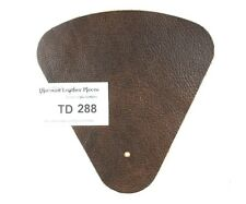 Ashton Clay Scrap Leather Craft Piece Approx .25 sqft  TD288