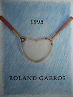 Donald LIPSKI (1947) - Roland Garros 19995,  Farboffsetlithografie, signiert