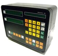 EAE ELECTRONICS MNEL220-T/A MIKRONEL 220 DIGITAL READ-OUT - SOLD AS IS
