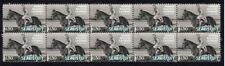 SEABISCUIT HORSE RACING LEGEND STRIP OF MINT VIGNETTE STAMPS 3