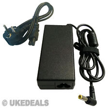 FOR TOSHIBA 19V 3.42A V85 LAPTOP CHARGER POWER SUPPLY EU CHARGEURS