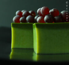 Teanobi Premium Ice Cream Dessert Matcha 50 g. Japanese Green Tea Powder