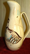 """RED WING BOB WHITE 12"""" PITCHER"""
