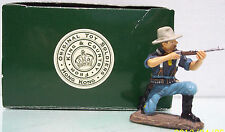 KING & COUNTRY 1ST SERIES THE WEST TW24 CAVALRYMAN KNEELING FIRING RIFLE MIB