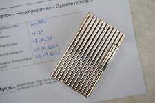 Orig. S.T. Dupont Linie 1 Feuerzeug im Silber-Design mit Garantie
