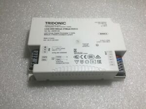 TRIDONIC LCAI 55W 900mA 1750ma ECO C ART NO 28000128 DIMMABLE LED DRIVER - NEW