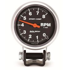 AutoMeter 3708 Sport-Comp Mini Competition Tachometer
