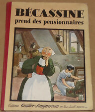 Bécassine -20- / Bécassine prend des pensionnaires  / EO 1934 /  BE+