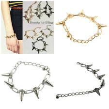 Unbranded Punk Chain Fashion Bracelets