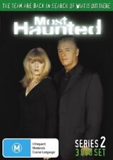 Most Haunted : Season 2 (DVD, 2006, 3-Disc Set) Brand New! Australian Release