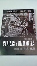 "DVD ""CENIZAS Y DIAMANTES"" PRECINTADA ANDRZEJ WAJDA"