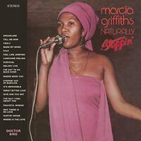 Marcia Griffiths - Naturally / Steppin' [CD]