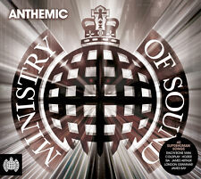 Anthemic Ministry of Sound 2x CD Album and 0889854295622 MB