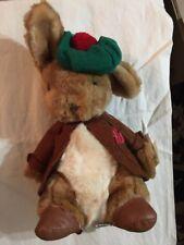 Benjamin Bunny Beatrix Potter New w/Tag by Eden Toys- Vintage 1989