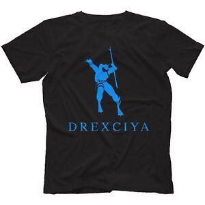Drexciya T-Shirt 100% Cotton Detroit Electro Underground Resistance Aux 88