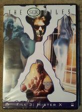 The sex files - File 3: Mister X -  film erotico - DVD  NUOVO