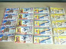 LOT  20  Billets  Loterie Nationale - années 60 - Oeuvres des blessés de guerre