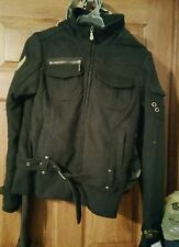 NWT South Pole Collection Black Junior Small Coat