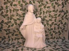 Ceramic Bisque Holy Family (X56) Ready to Paint