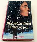 D'ora in poi Marie Cardinal
