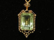 Pendant Rose Gold 9k Vintage & Antique Jewellery