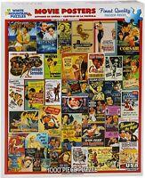 Classique Film Posters 1000 Pièce Puzzle 750mm x 600mm ( Wmp )