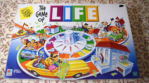 The Game Of Life Game Replacement Parts & Pieces 2000 2005 Milton Bradley Hasbro