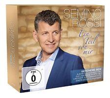 SEMINO ROSSI - EIN TEIL VON MIR-GESCHENK-BOX  2 CD NEW+