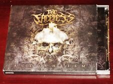 The Faceless: Autotheism CD 2012 Sumerian Records USA SUM-100 Slipcase Original