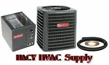 3 Ton 13 Seer Central Air AC Add On - GSX130361 + Evaporator Coil + Line Set