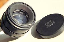 Rare MMZ HeLIOS 44-2 2/58mm M42 Russian Lens for Pentax Zenit #7543388 USSR