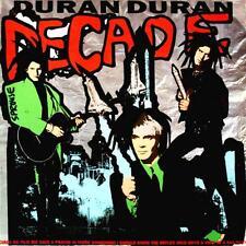 CD SALE! ~ DURAN DURAN ~ DECADE ~ 14 GREATEST HITS