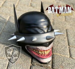 Batman who laughs mask by Godofprops