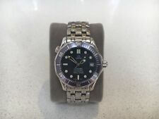 Omega Seamaster Professional 300M Mid-Size, With Original Warranty Papers
