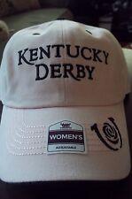 "2018 Kentucky Derby 143 Official Ladies Lt Pink  Logo Cap "" GREAT LADIES GIFT """