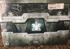 Factory Sealed! StarCraft II 2: Wings of Liberty - Collector's Edition (PC/Mac)